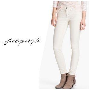 Free People Skinny Corduroy Jeans 👖